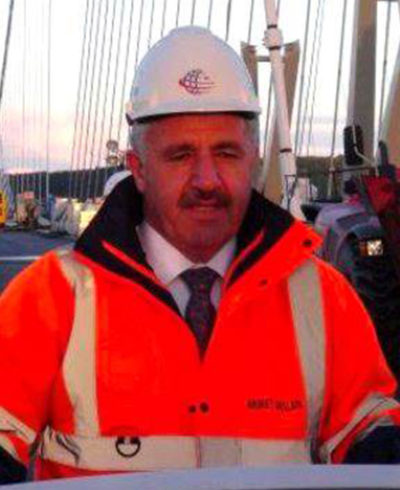 Yavuz Sultan Selim Bridge Project